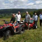 HEREFORDSHIRE MEADOWS SUPPORTING 20 LOCAL FARMERS TO RESTORE 52 ha of MEADOWS this summer